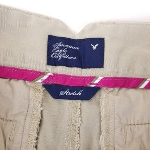 American Eagle Outfitters Shorts - 🍾American Eagle Stretch Khaki Chino Shorts